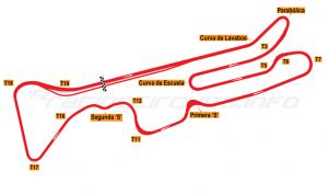 Calafat Race Track