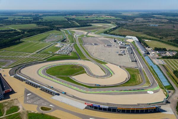 Race Shift Circuit Assen TT Netherlands The Cathedral 3D Track Art