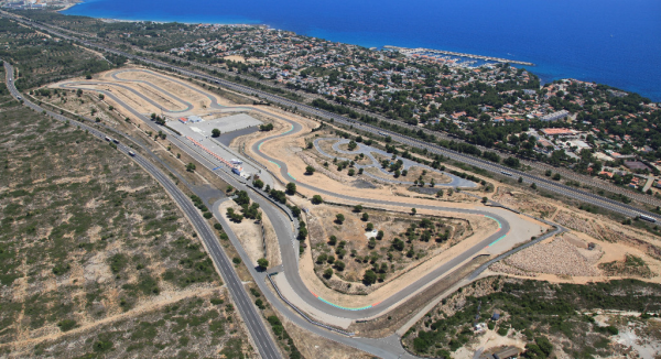 Race Shift Circuit de Calafat Spain