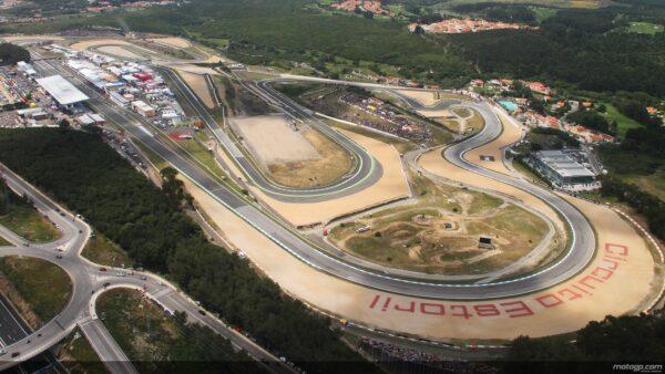 Race Shift Circuit Estoril Autodrome Portugal 3D Track Art
