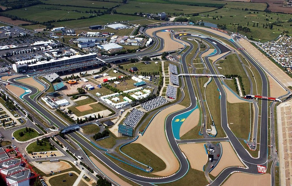 Magny Cours France 3 Day Event Limited Space Race Shift