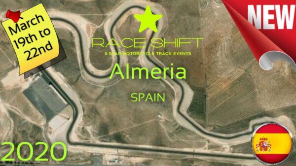 Race Shift - European Trackday Event Circuit Almeria Spain 1