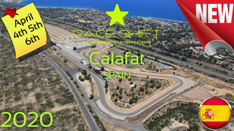 Race Shift European Trackday Circuit Calafat Spain 1
