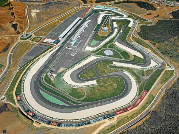 Race Shift Circuit Autodrome de Algrave Portimao Portugal 3D Track Art