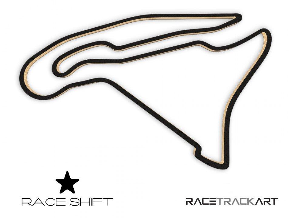 circuit de nevers magny cours 3d race track art race shift. Black Bedroom Furniture Sets. Home Design Ideas