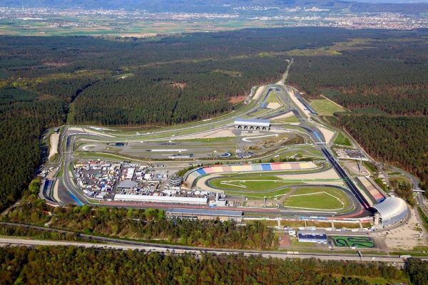 Hockenheimring Circuit Germany Race Shift