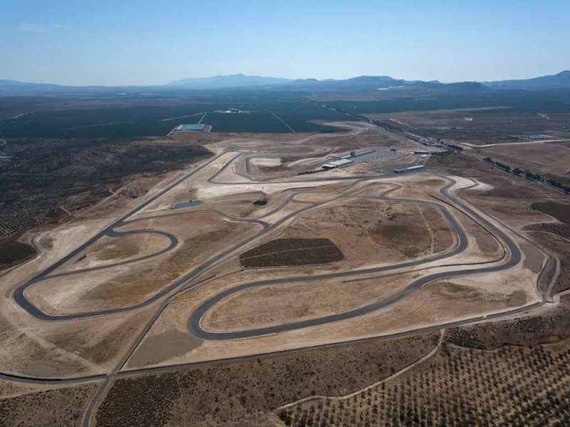 Race Shift European Motorcycle Track Day Spain Circuit Andalucia RS1