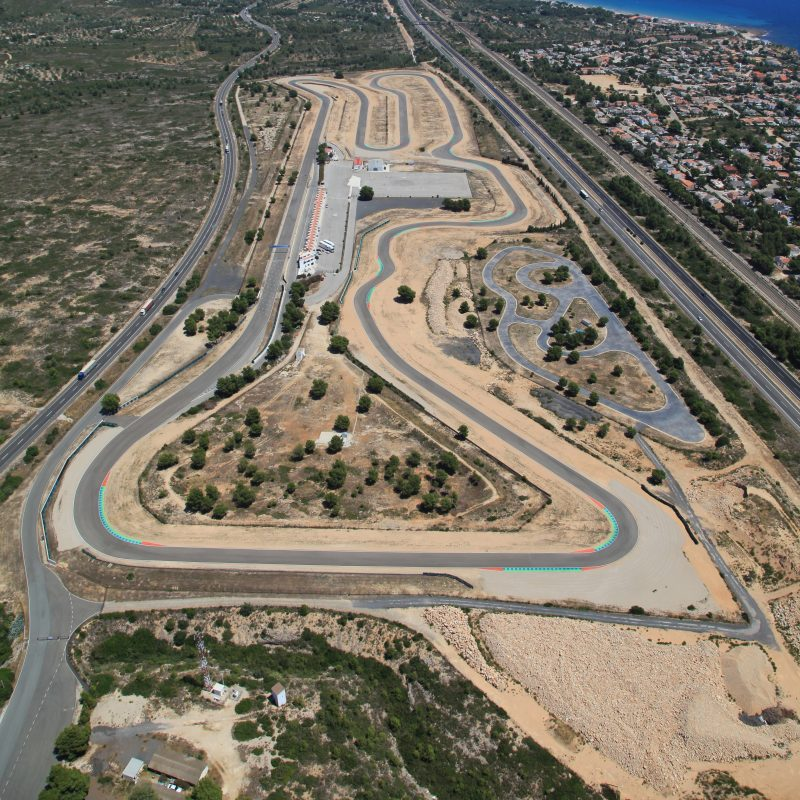 Raceshift Track Day Events Circuit de Calafat